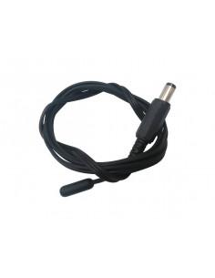 Cable sonda de temperatura NTC. Termostato Estufa pellet piazzetta y Superior.
