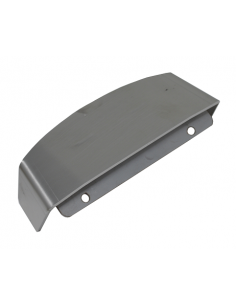 Deflector de brasero. Estufa pellet piazzetta y Superior 11kw