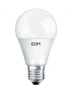 Lâmpada LED 12W e27 padrão (luz fria ou quente) EDM