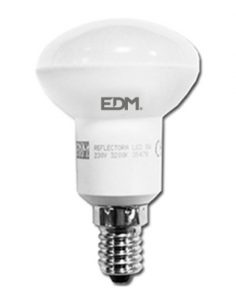 Bombilla LED Reflektor R50 5W e14 EDM