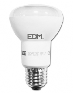 Refletor LED Bombilla R63 7W e27 EDM