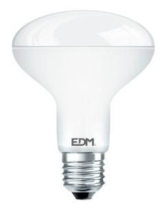 Bombilla LED Reflector R80 10W e27 EDM