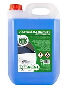 Limpia parabrisas + Anticongelante - 5 Litros
