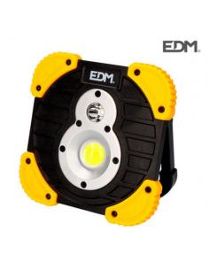 Linterna proyector recargable Monligt 220-750Lum.
