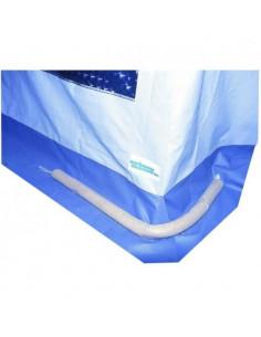 Sacos de areia descartáveis para consertar tendas