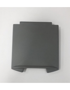 Kappe für externe Buchse Grau