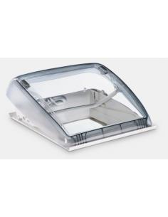 Oberlicht Mini-Heki Style 400x400mm. Für Wandstärken von 25 bis 42 mm