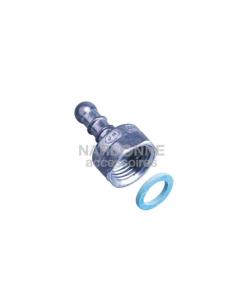 Conector tetina G1 / 2 derecho de 10mm especial para cocinas CADAC