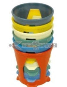 Portavasos para vasos desechables de 200ml