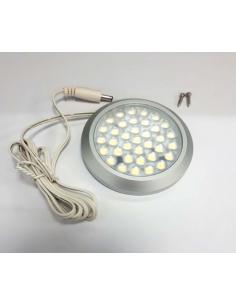 Plafonnier LED extra-plat 12v