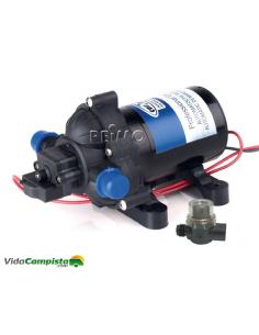 Wasserpumpe 7L mit Druckschalter 1,4 bar, 12V - Carbest