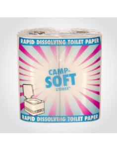 Papel higiénico Camp Soft 4 unidades