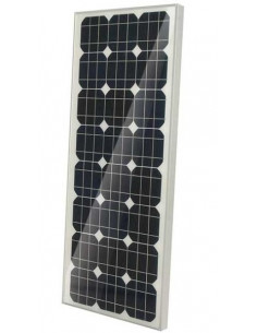 Panneau solaire Carbest 100 W Slim