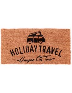 Tapete de viagem de férias 50 x 25 cm