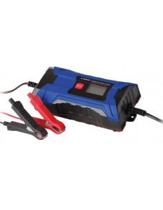 Cargador automático de baterías de 6V/12V Carbest