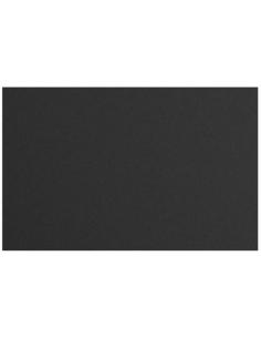 """Papel autocolante """"Black Matte"""" para móveis Carbest"""