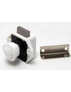 Reimo weiß Mini Push Lock