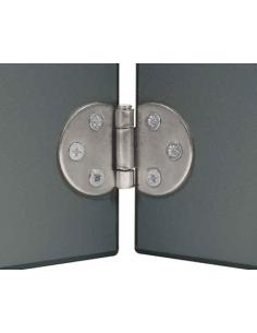 Bisagra para mesa plegable 30mm reimo 2 unidades