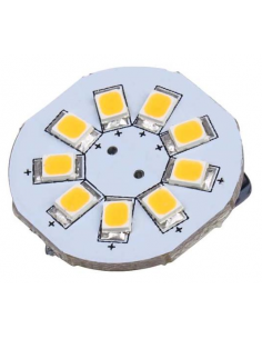 Ampoule à led G4 9 leds Warm Light Carbest