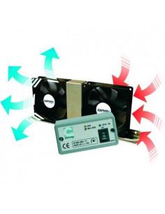 Refrigeradores de absorção para ventiladores para ventilação