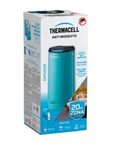 Diffuseur extérieur anti moustique Thermacell Turquoise