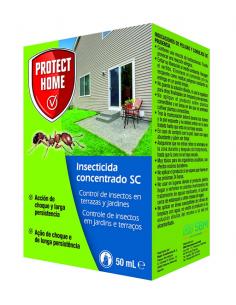 Insecticida para control exterior concentrado SC 50ml  de Bayer
