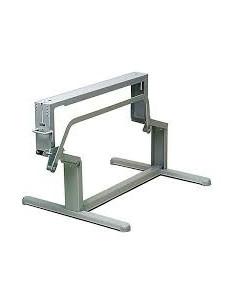 Perna de mesa dobrável de duas posições de 600 mm