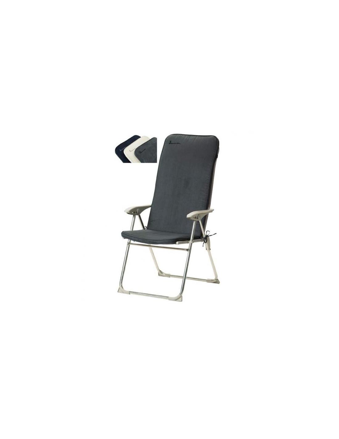 Coj n para silla 48x108cm tienda de camping online for Cojin para sillas