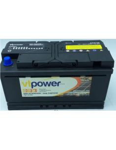 Bateria auxiliar VT 100 Ah AGM