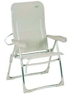Cadeira de praia dobrável em areia Crespo
