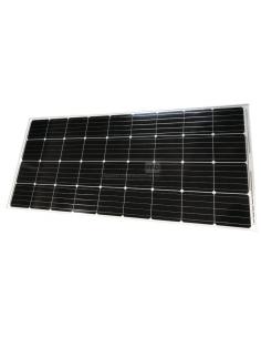 Painel solar essencial de 170 w + cabo + prensa-cabo + regulador solar