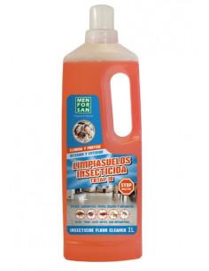 Limpador de chão ou esfregão com inseticida Menforsan 1L