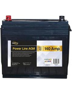 Bateria Auxiliar AGM 140 AGM Elektron