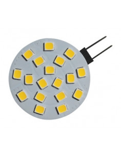 Ampoule LED camping camping-car G4 bipin pour plafond