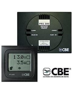 CBE PT642 painel de toque digital para controle de bateria