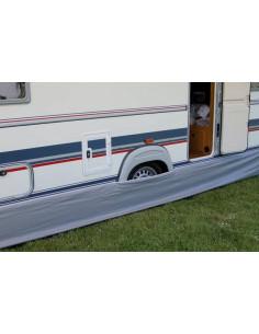 Saia avançada para caravanas 60 cm