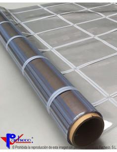 Vidro de PVC para janelas avançadas ou lojas de cozinha
