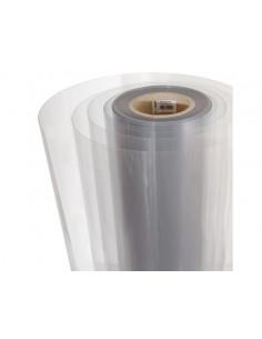 Verre PVC pour vitrines d