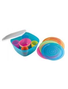 Service de vaisselle 14 pièces, Brunner