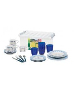 Service de vaisselle 36 pièces, Brunner