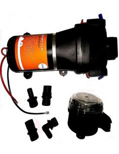 Bomba de 12,5 litros da água automática da membrana de 12 volts