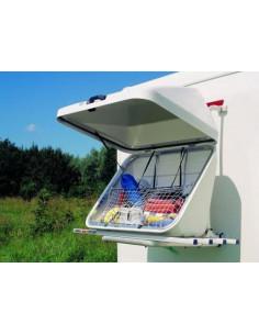 Coffre de rangement Thule pour caravane-Carry All Box arrière