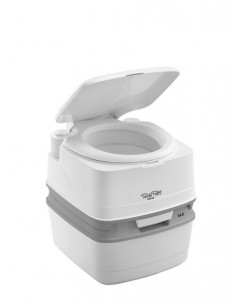 Higiênico de toalete portuário químico portátil Potti Qube 165 Thetford