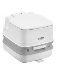 Thetford portátil higiênico higiênico titular porta potti qube 335