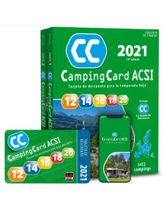 CampingCard Acsi 2021 Alemão