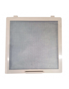 Mosquitera con marco para claraboya 28 x 28 cmn para modelos MPK antes del 2016