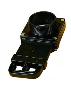 Válvula de corte manual para descarga de tanque de água cinza 75MM