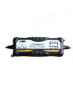 Chargeur intelligent Inovetch Compact 4 Amp