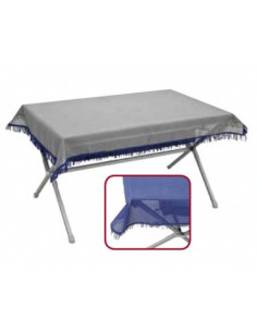 Mantel para exterior PVC 180x112 cm