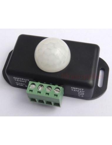 Detector de movimiento infrarojos 12v. Especial caravana.